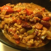 Turkey Quinoa Chilli